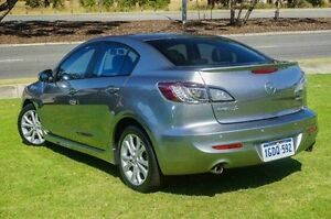 2009 Mazda 3 BL10L1 SP25 Activematic Silver 5 Speed Sports Automatic Sedan Wangara Wanneroo Area Preview