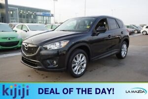 2014 Mazda CX-5 AWD GT Accident Free,  Leather,  Heated Seats,