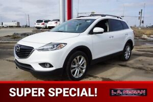 2013 Mazda CX-9 GT ALL WHEEL DRIVE Accident Free,  Navigation (G