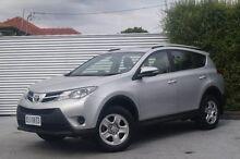 2014 Toyota RAV4 ASA44R MY14 GX AWD Silver 6 Speed Sports Automatic Wagon South Launceston Launceston Area Preview