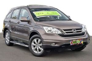 2010 Honda CR-V RE MY2010 Sport 4WD Grey 5 Speed Automatic Wagon Coolangatta Gold Coast South Preview