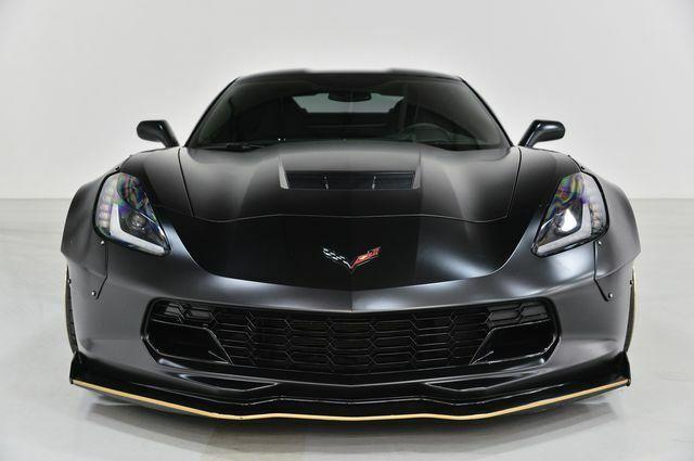 2015 Black Chevrolet Corvette Stingray Z51 | C7 Corvette Photo 2