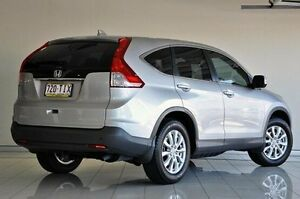2013 Honda CR-V RM VTi Silver 5 Speed Automatic Wagon Southport Gold Coast City Preview