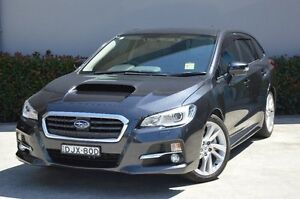 2016 Subaru Levorg V1 MY17 2.0GT CVT AWD Dark Grey 8 Speed Constant Variable Wagon South Maitland Maitland Area Preview