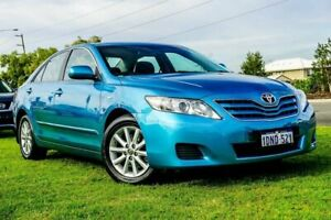 2011 Toyota Camry ACV40R Altise Blue 5 Speed Automatic Sedan