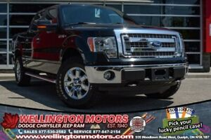 2013 Ford F-150 XLT / No Accidents / Tonneau  Cover / Bedliner .