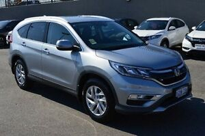 2016 Honda CR-V 30 Series 2 VTi-S (4x2) Lunar Silver 5 Speed Automatic Wagon Wangara Wanneroo Area Preview