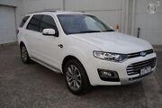 2016 Ford Territory SZ MkII Titanium Seq Sport Shift White 6 Speed Sports Automatic Wagon Bundoora Banyule Area Preview