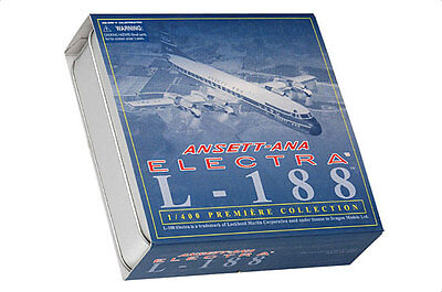 1:400 Dragon Wings - Lockheed L-188 Electra Ansett Australia - VH-RMA Royal Mail for sale  Shipping to Canada
