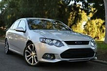 2012 Ford Falcon FG MkII XR6 Silver 6 Speed Sports Automatic Sedan Thorngate Prospect Area Preview