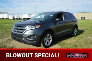 2016 Ford Edge SE ALL WHEEL DRIVE Accident Free,  Back-up Cam,