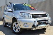 2005 Toyota RAV4 ACA23R Cruiser Silver 5 Speed Manual Wagon Ashmore Gold Coast City Preview