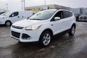 2014 Ford Escape 4X4 SE Accident Free,  Heated Seats,  Back-up C