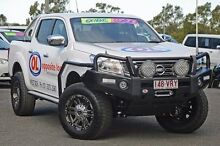 2015 Nissan Navara D23 ST White 6 Speed Manual Utility Sinnamon Park Brisbane South West Preview