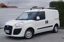 2015 Fiat Doblo 263 Low Roof SWB White 6 Speed Manual Van South Launceston Launceston Area Preview