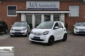 Smart  fortwo coupe passion Sport-Paket SpurASSI LED