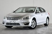 2013 Nissan Altima L33 ST X-tronic Silver 1 Speed Constant Variable Sedan Robina Gold Coast South Preview