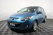 2013 Mazda 2 DE10Y2 MY13 Maxx Blue 4 Speed Automatic Hatchback Edwardstown Marion Area Preview
