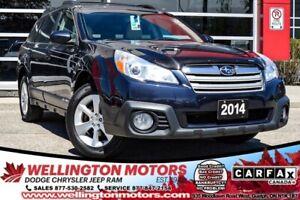 2014 Subaru Outback 2.5i Limited | AWD | LEATHER | BACK-UP CAM !