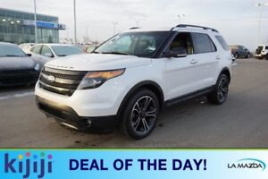 2014 Ford Explorer AWD SPORT Accident Free,  Navigation (GPS),
