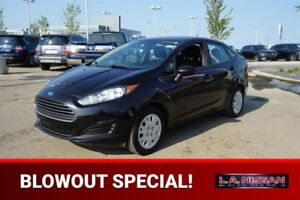 2015 Ford Fiesta S Bluetooth,  A/C,