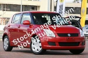 2010 Suzuki Swift RS415 Red 5 Speed Manual Hatchback Pearce Woden Valley Preview