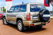 2010 Nissan Patrol GU 7 MY10 ST Desert Gold 5 Speed Manual Wagon Osborne Park Stirling Area Preview
