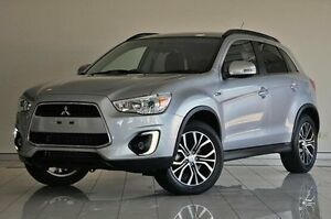2016 Mitsubishi ASX XB MY15.5 LS 2WD Silver 6 Speed Constant Variable Wagon Southport Gold Coast City Preview