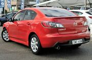 2010 Mazda 3 BL10F1 Maxx Activematic Sport Red 5 Speed Sports Automatic Sedan Gosford Gosford Area Preview