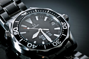 Omega Seamaster SMP 300M Automatic Watch FOR SALE
