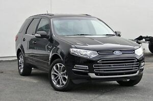 2011 Ford Territory SZ Titanium Seq Sport Shift AWD Black 6 Speed Sports Automatic Wagon Tweed Heads South Tweed Heads Area Preview