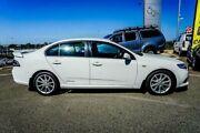 2013 Ford Falcon FG MK2 XR6 White 6 Speed Auto Seq Sportshift Sedan Wangara Wanneroo Area Preview