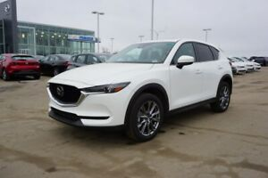 2019 Mazda CX-5 GT-SKYACTIV AWD HEATED/COOLED LEATHER SEATS, BOS