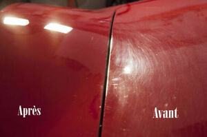 WAX - CIRE - PROFESSIONAL - ANTI ROUILLE - SCRATCH REMOVAL