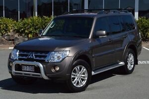 2013 Mitsubishi Pajero Bronze Sports Automatic Wagon Highland Park Gold Coast City Preview