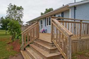 House for Sale $139,900 close to Summerside & Borden