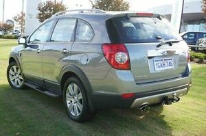 2010 Holden Captiva CG MY10 LX AWD Silver 5 Speed Sports Automatic Wagon Wangara Wanneroo Area Preview