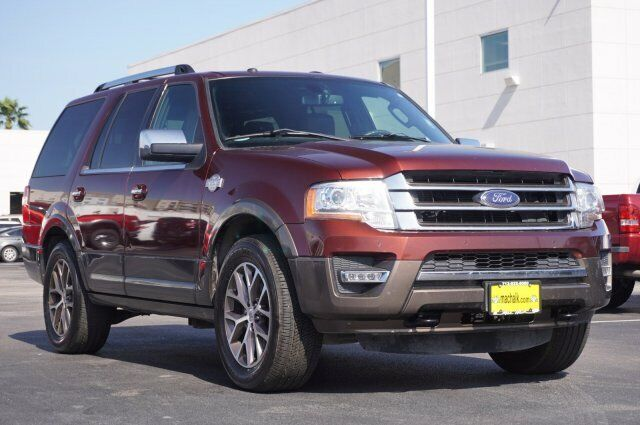 Owner 2015 Ford Expedition King Ranch 85833 Miles Brown Sport Utility Twin Turbo Regul