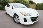 2012 Mazda 3 BL10F2 Neo Activematic White 5 Speed Sports Automatic Sedan Glenelg East Holdfast Bay Preview