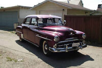 Cool 1951 Plymouth