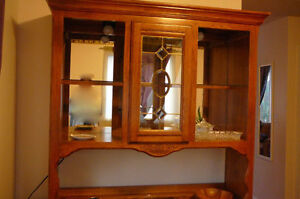 Display cabinet for sale - $125 OBO
