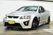2007 Holden Special Vehicles Maloo E Series R8 Silver 6 Speed Sports Automatic Utility Thornlie Gosnells Area Preview