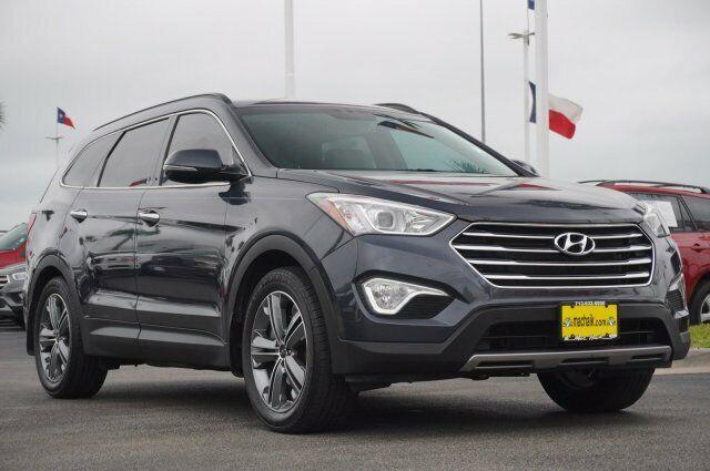 Owner 2016 Hyundai Santa Fe Limited 67820 Miles Night Sky Pearl Sport Utility Regular