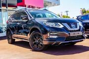2018 Nissan X-Trail T32 Series II ST-L X-tronic 2WD N-SPORT Diamond Black 7 Speed Constant Variable Osborne Park Stirling Area Preview