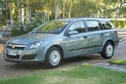 2005 Holden Astra AH MY06 CD Silver 4 Speed Automatic Wagon Blair Athol Port Adelaide Area Preview