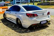2014 Holden Commodore VF MY15 SS V Redline White 6 Speed Sports Automatic Sedan Wangara Wanneroo Area Preview