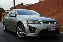 2006 Holden Special Vehicles Clubsport E Series R8 Silver 6 Speed Manual Sedan Thorngate Prospect Area Preview