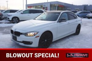 2014 BMW 3 Series AWD XDRIVE Accident Free,  Leather,  Heated Se