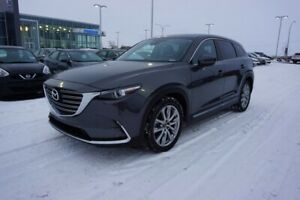 2016 Mazda CX-9 AWD GT Accident Free,  Navigation (GPS),  Leathe