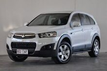2013 Holden Captiva CG Series II MY12 7 SX White 6 Speed Sports Automatic Wagon Robina Gold Coast South Preview